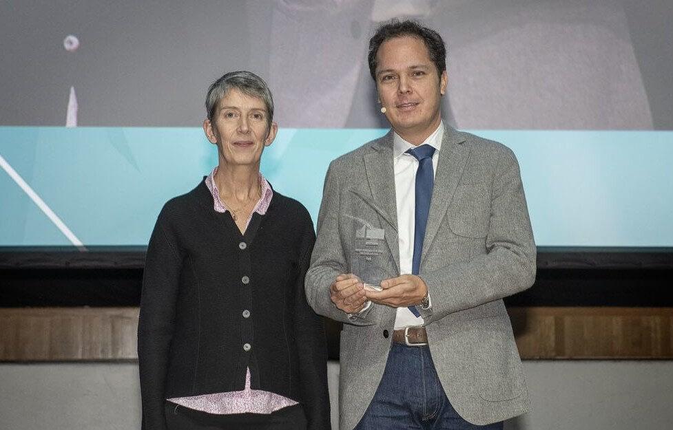 H2020 'Eyes of Things' project coordinators receiving award