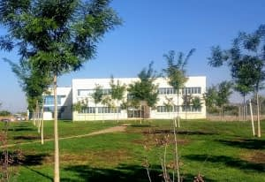 UCLM building Spain where Ubotica located