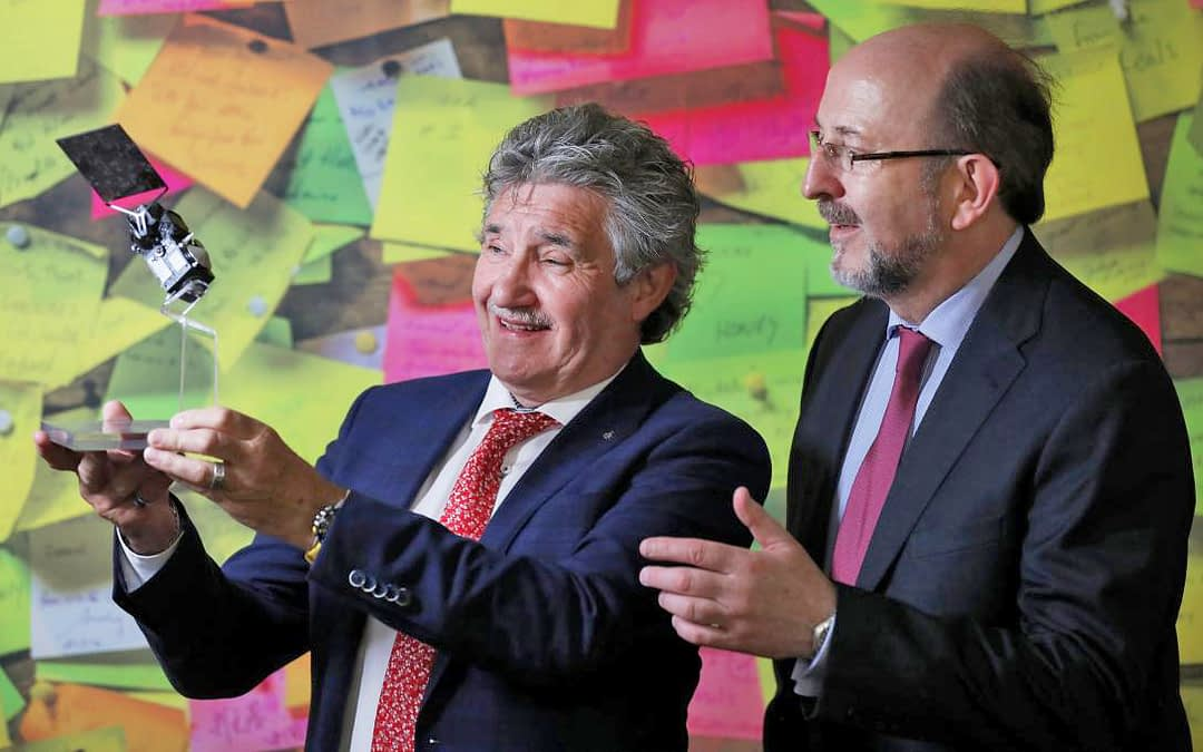 Ireland's National Space Strategy for Enterprise Launch at DCU Alpha