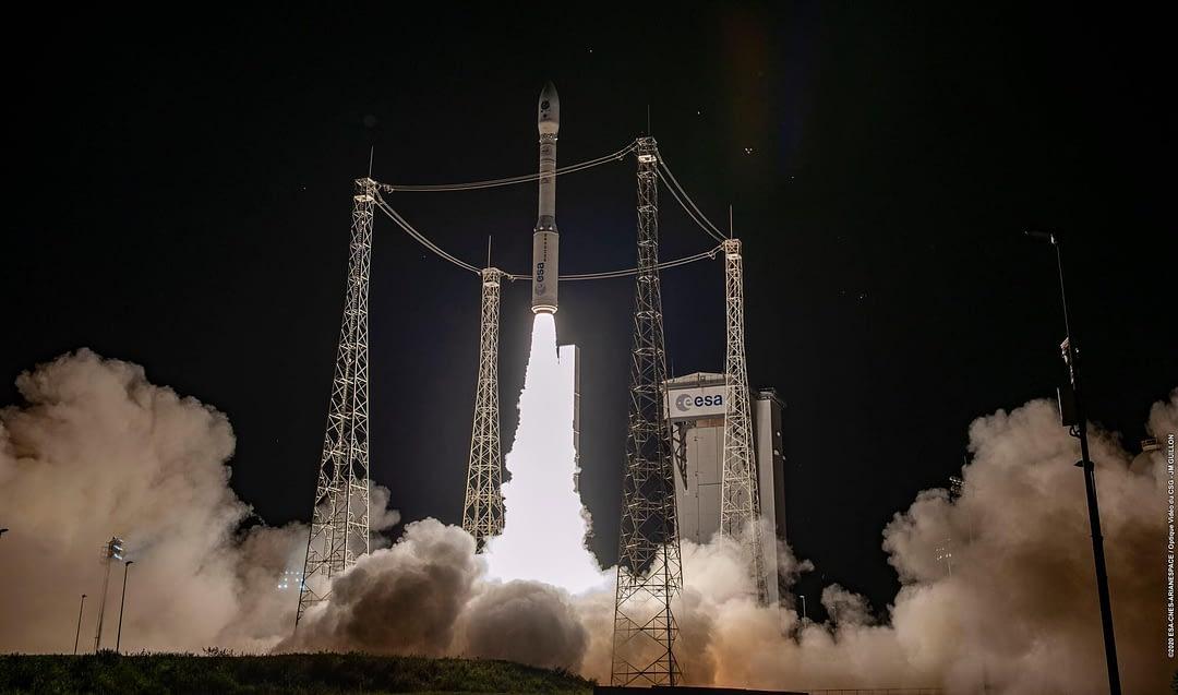 vega launch 3 sep